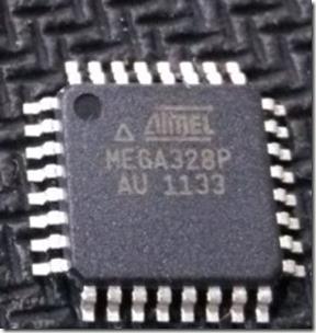 ATMEGA328P-AU(1)
