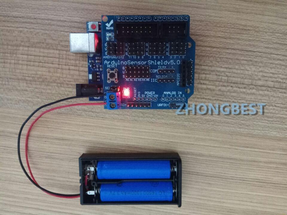 Arduino常用主控板供电要求及方式介绍