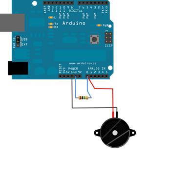 传感器部分-用压电元件检测振动